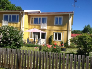 hyreshus i Borghamn