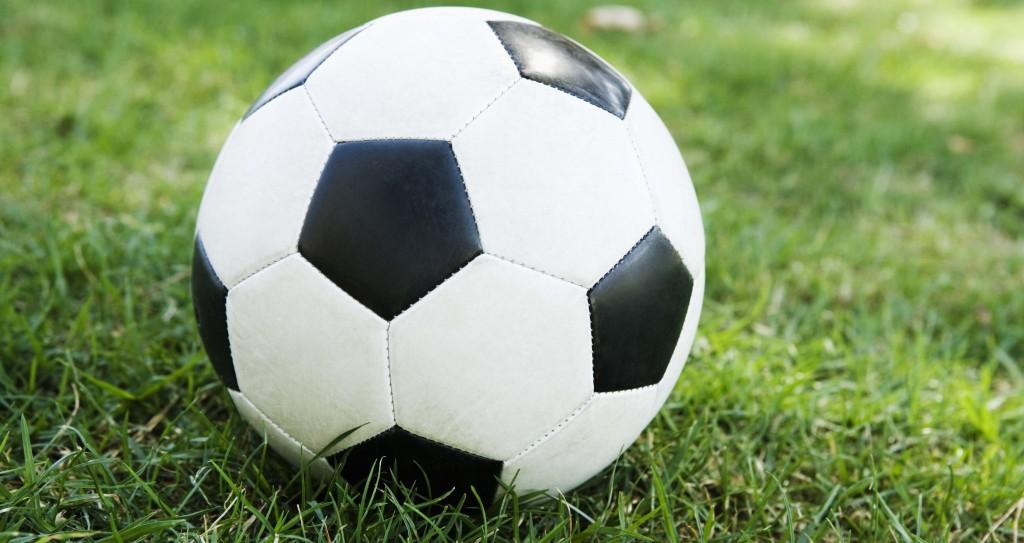 fotboll i Borghamn