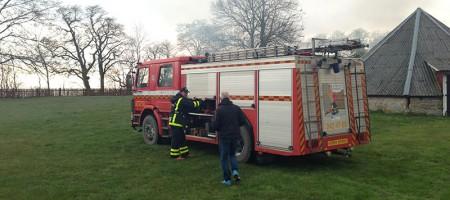 Borghamn brandbil