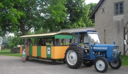 Rogslösa traktor guide
