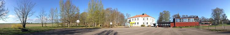 Rogslösa, Borghamn