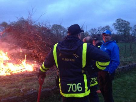 Borghamns brandvärn
