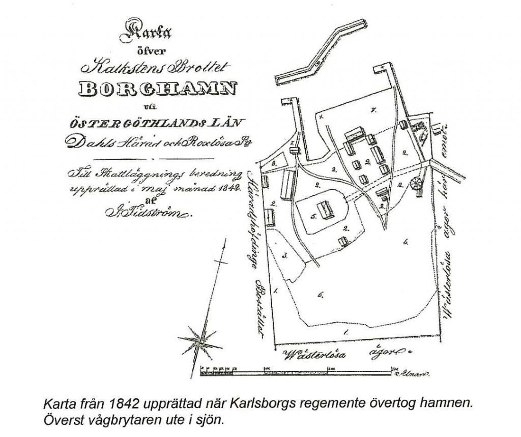 Borghamns hamn