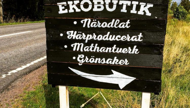 Ombergs ekobutik