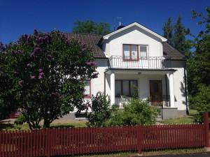 hus i Borghamn